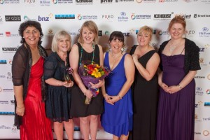 Specsavers at Business Awards